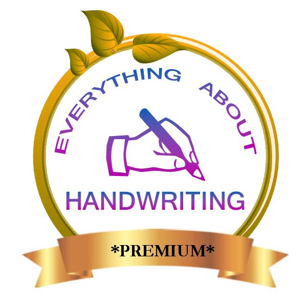 everything about handwriting